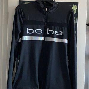 Bebe workout jacket